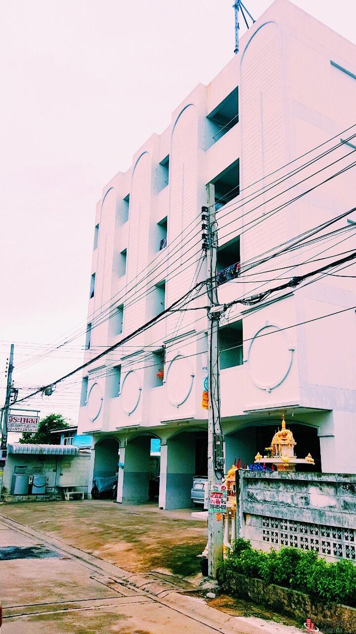 ขายด่วน อพาร์ทเม้นท์ 5 ชั้น ทำเลทอง