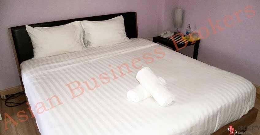 0141001 เซ้งโรงแรม 40 ห้อง ใกล้แอร์พอร์ตลิงค์ และสนามบินสุวรรณภูมิ