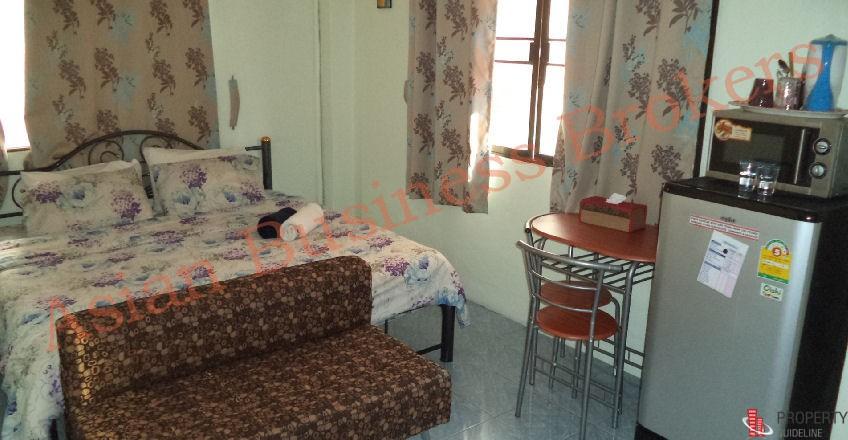 1202059 เซ้งโรงแรม ร้านอาหารและบาร์ ที่ถนนสาย 3 พัทยา