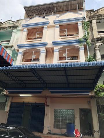ขาย อาคารพาณิชย์ 2 คูหา  พระรามสอง บกน8