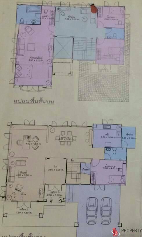 ขายถูก บ้านเดี่ยว มณียามาสเตอร์พีช  รัตนาธิเบศร์  ใกล้สถานีรถไฟฟ้า สายสีม่วง  สถานีไทรม้า  ราคา 12,000,000 บาท