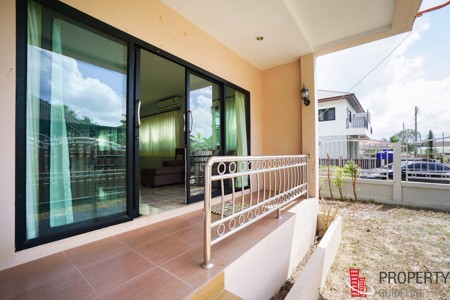 Twin HOuse For Rent 2 beds in Bophut