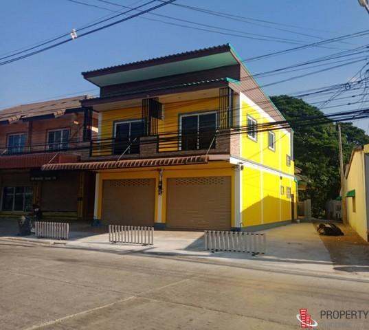 ขาย อาคารพาณิชย์ เมืองกาญจนบุรี 15 ตร.ว สร้างใหม่