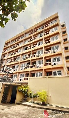 ขายอพาร์ตเมนท์ 6ชั้น 751 ตรว. 69ห้อง พร้อมบ้านหรู