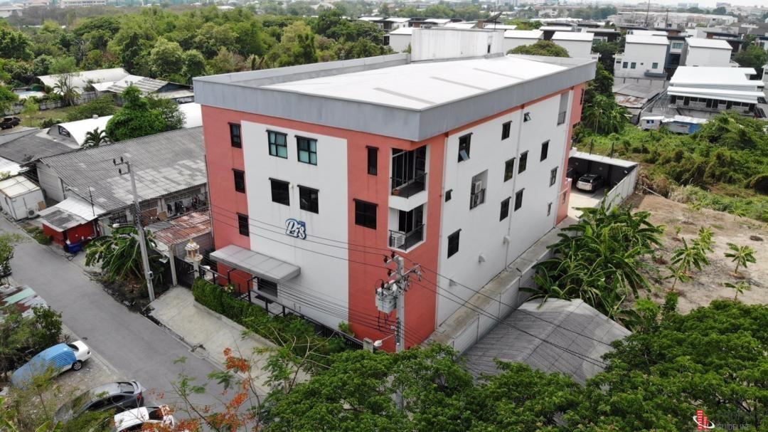 ขายตึกสำนักงาน 4 ชั้นซอยโยธินพัฒนา3 จอดรถได้10 คัน