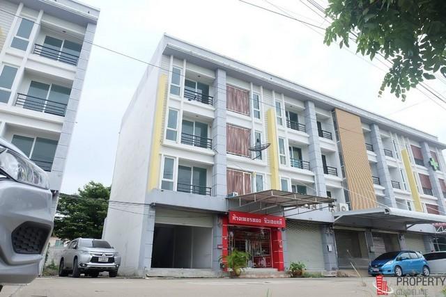 ขายอาคารพาณิชย์ : เอส.พี.กรีน.วิลเลจ นนทบุรี