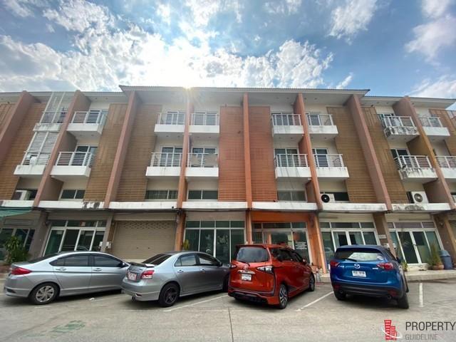 ขายอาคารพาณิชย์ : วิลล่าคุณาลัย นนทบุรี