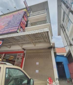 อาคารพาณิชย์ 4 ชั้น 1 คูหา ลำลูกกา คลอง 4