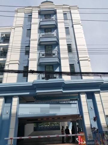 ขายอพาร์ทเม้นท์7ชั้น ย่านสุทธิสาร  60ห้อง