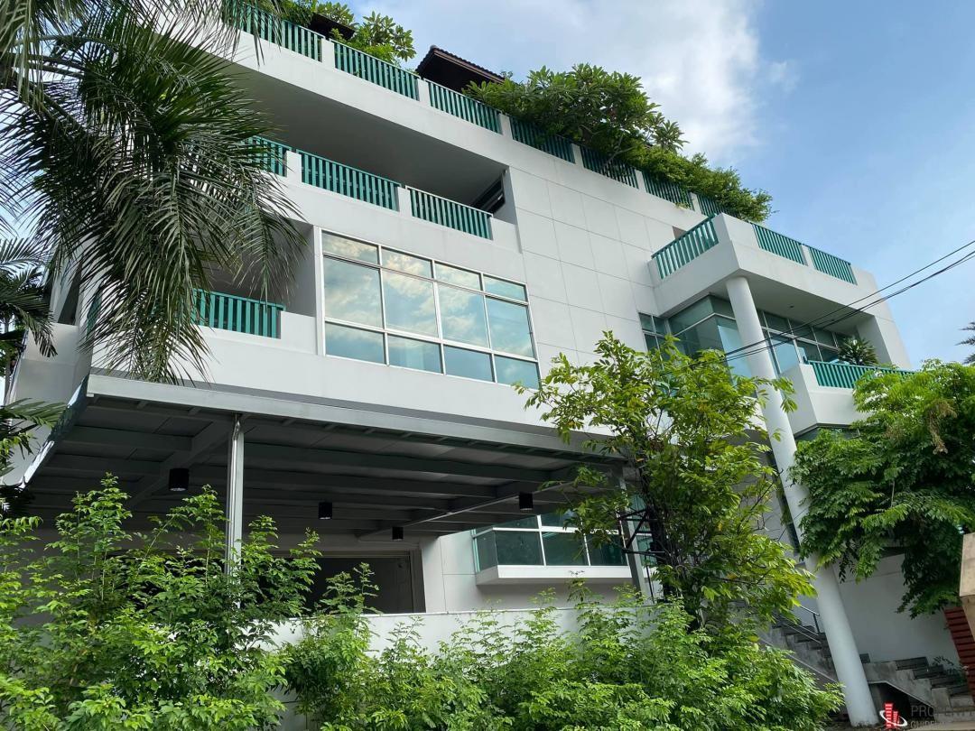 ให้เช่าอาคารตึก 5ชั้น ซอยพรานนก บางกอกน้อย