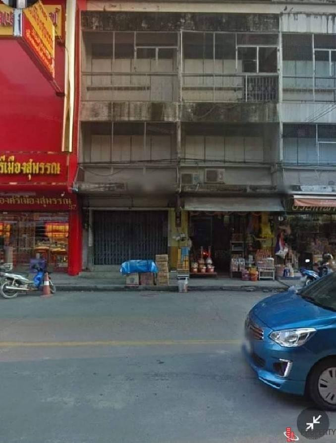 ขายสิทธิการเช่า อาคารราชพัสดุ เมืองสุพรรณบุรี