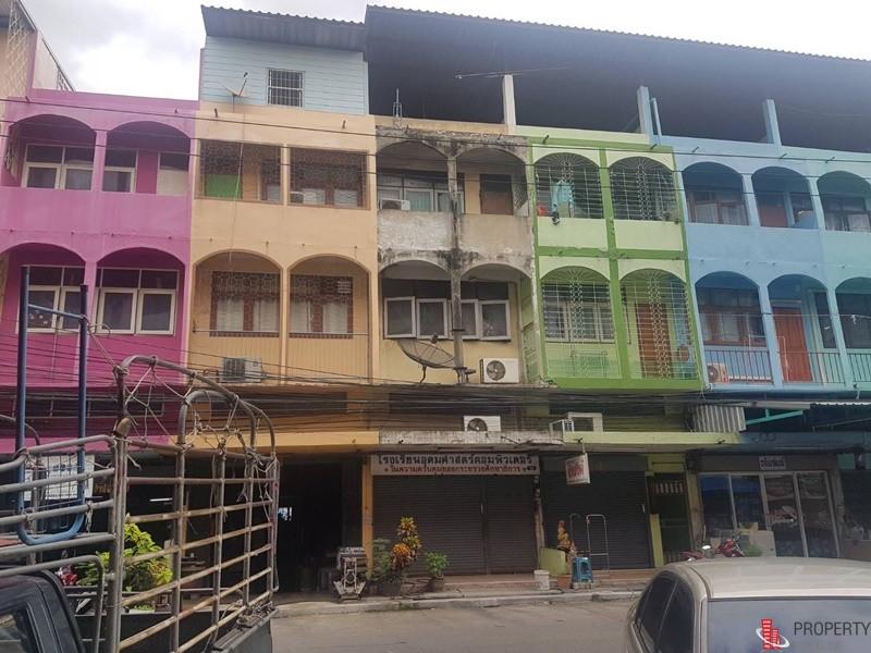 ขาย อาคารพาณิชย์ รังสิต-ปทุมธานี 25