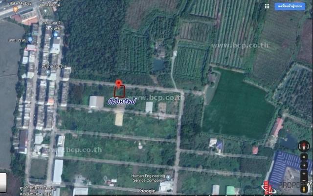 ที่ดินเปล่า หมู่บ้านออมไทย ถนนพุทธมณฑลสาย 7