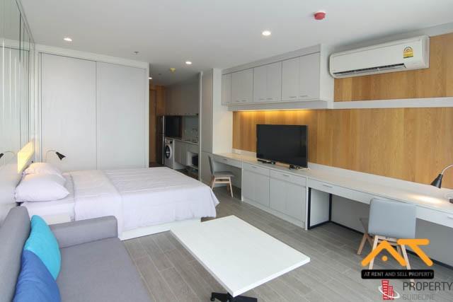 ให้เช่า  Noble Revo Silom   Studio  ขนาด 34 ตร.ม.