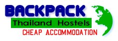 Backpack Thailand Hostels