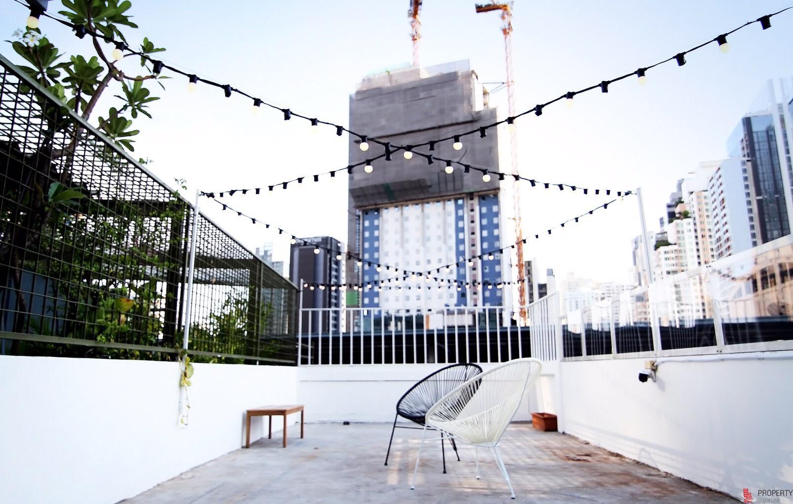ขาย/เซ้ง กิจการ โฮสเทล Hostel อาคารพาณิชย์ ติด BTS Phrom Phong พร้อมพงษ์ ตกแต่งใหม่ ติดถนนสุขุมวิท