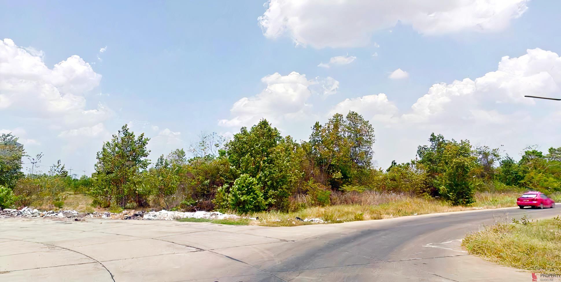 ขายที่ดิน 25 ถนนบ้านปทุมธานี (ห่างถนน 347, 2.7กม.) อ.สามโคก จ.ปทุมธานี